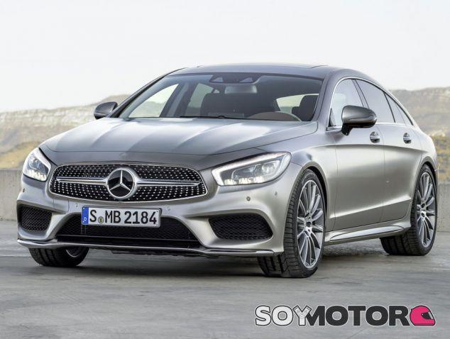 Mercedes CLS 2018 - SoyMotor.com