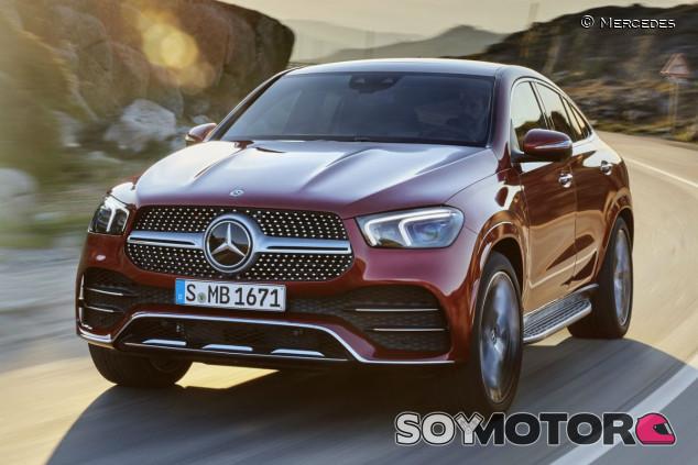 Mercedes GLE Coupé 2020: así es la segunda generación - SoyMotor.com