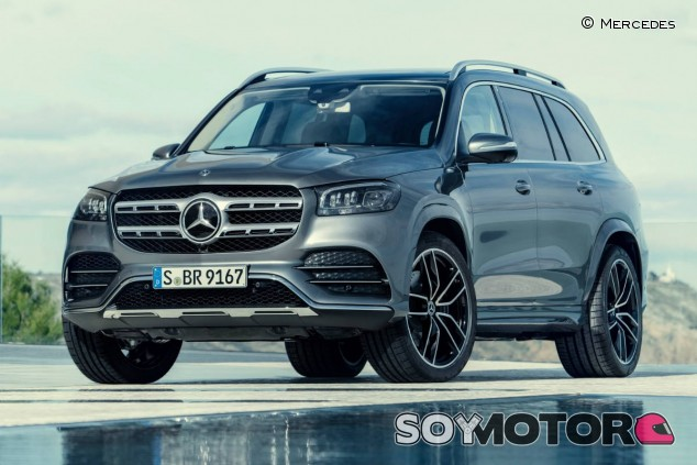 Mercedes GLS 2020: lujo a raudales de talla XXL - SoyMotor.com