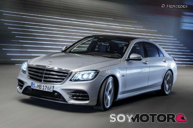 Mercedes S560e PHEV - SoyMotor.com