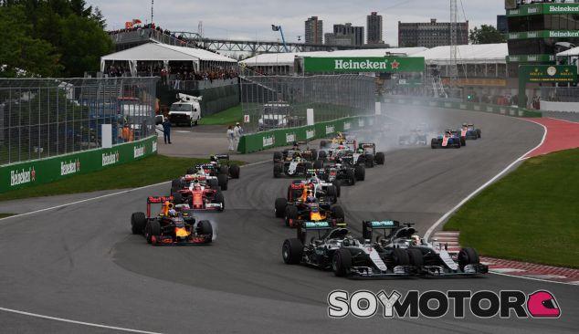Canadá seguirá en la Formula 1 hasta 2029 - SoyMotor.com