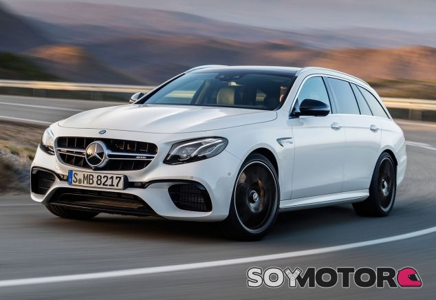 Mercedes-AMG E63 S Estate Récord - SoyMotor.com
