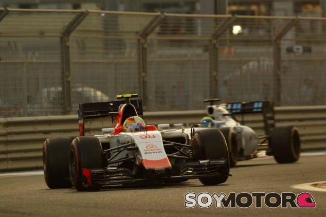 Merhi saldrá por delante de Stevens tras una sanción al británico - LaF1