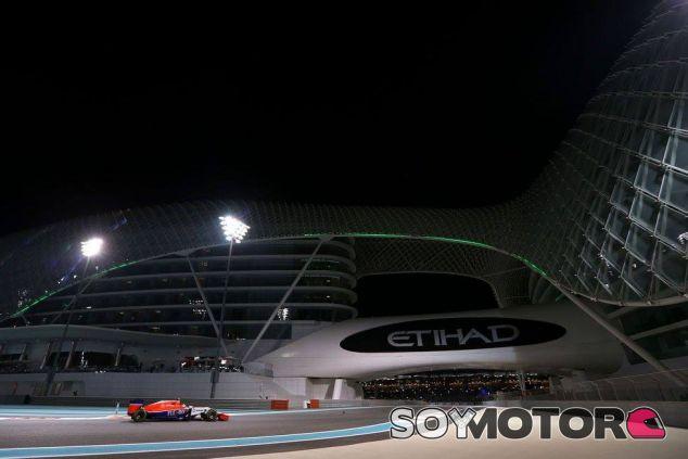 Merhi está encantado de volver a pilotar y no puede esperar a la clasificación y la carrera - LaF1