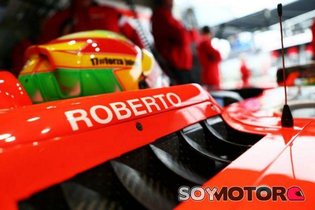 Roberto Merhi en el Manor - LaF1