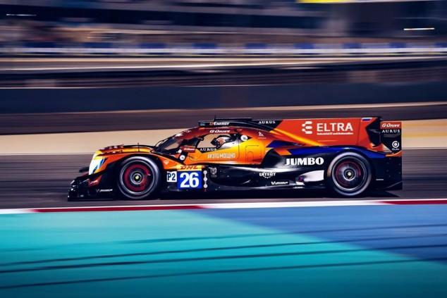Merhi volverá a subirse a un LMP2 mañana en Baréin - SoyMotor.com
