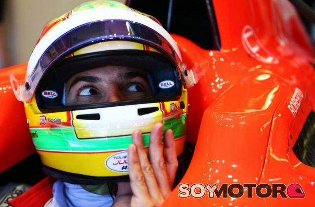 Roberto Merhi en Canadá - LaF1