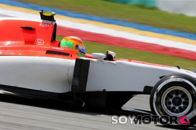 Roberto Merhi en Malasia - LaF1