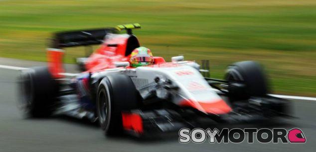 Roberto Merhi en Silverstone - LaF1