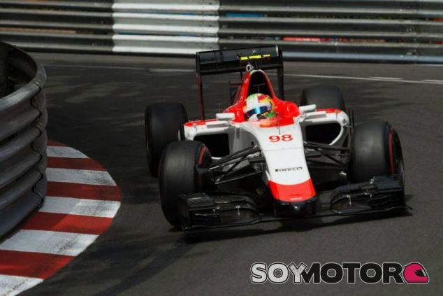Roberto Merhi en Mónaco - LaF1.es