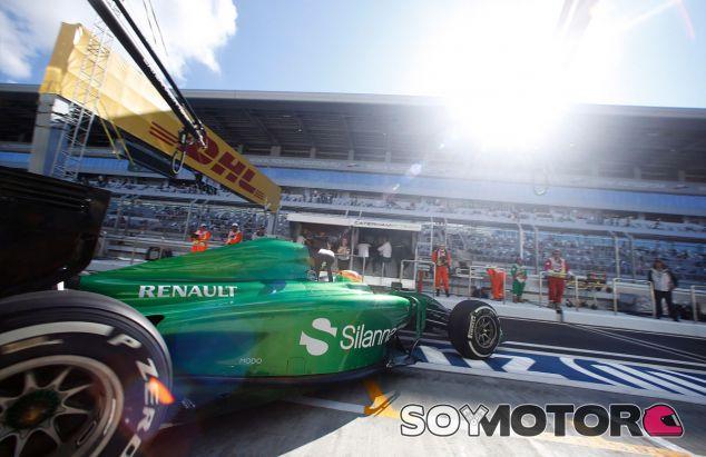 Roberto Merhi en Rusia - LaF1