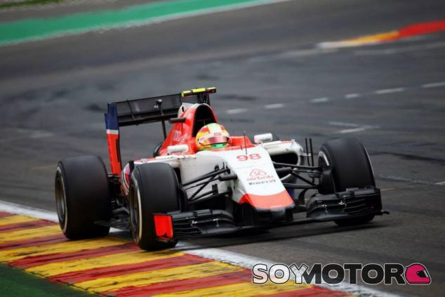 Después de tres carreras, Merhi vuelve al Manor para acabar la temporada como se merece - LaF1
