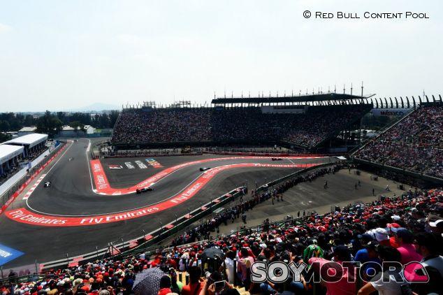 Exitoso retorno del GP de México - LaF1