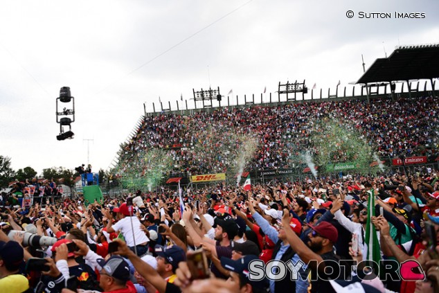 México no renovará con la Fórmula 1 para 2020 - SoyMotor.com