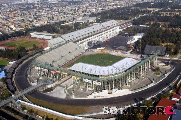 Autódromo Hermanos Rodríguez - LaF1.es