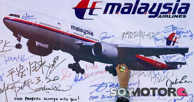 El GP de Malasia seguirá adelante a pesar del accidente del avión MH370