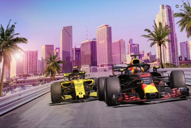 La oposición local complica la llegada de la F1 a Miami - SoyMotor.com