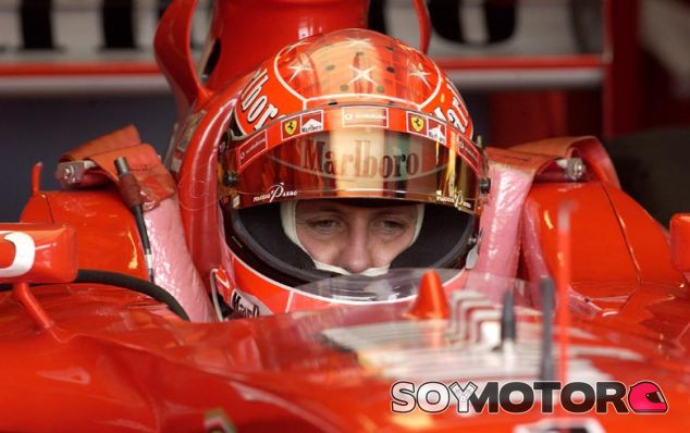 Michael Schumacher a