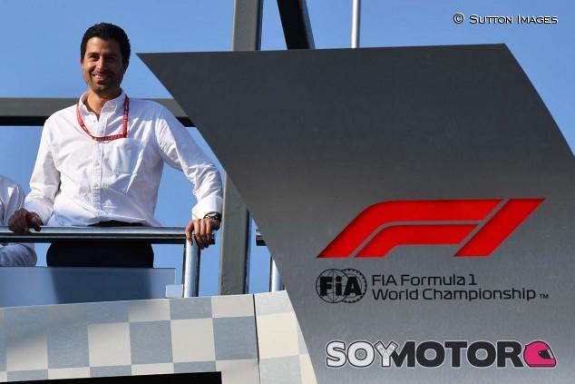 Michael Masi, director de carrera de la FIA - SoyMotor.com