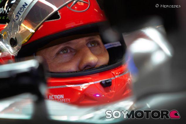 La familia de Schumacher quiere seguir manteniendo la privacidad del estado del alemán - LaF1