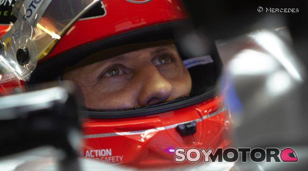 """Michael Schumacher tiene """"momentos de consciencia y despertar"""" - LAF1"""