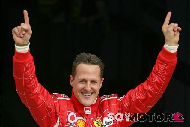 Todt le pide al Papa que rece por Schumacher - LaF1