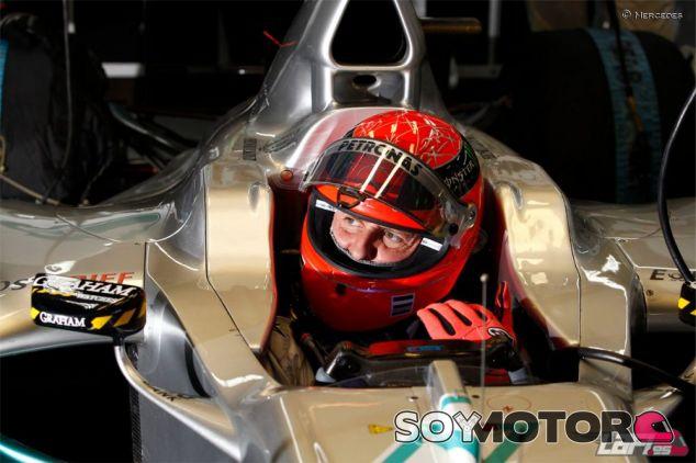 Comunicado de Kehm: Schumacher continúa en fase de despertar