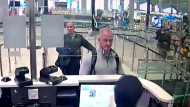 Michael Taylor, uno de los dos extraditados - SoyMotor.com