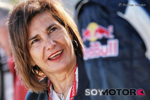 Michèle Mouton, presidenta de la Comisión Femenina de la FIA - laF1