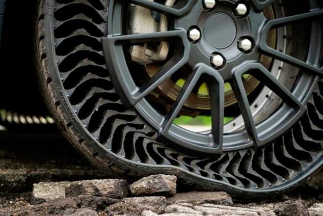 Michelin quiere revolucionar los neumáticos de los rallies - SoyMotor.com