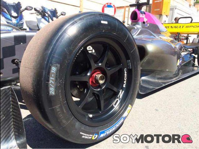 Michelin también estrena un neumático de 18 pulgadas en Mónaco - LaF1