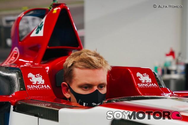 ¿Qué significa la renovación total de Alfa Romeo para Mick Schumacher? - SoyMotor.com