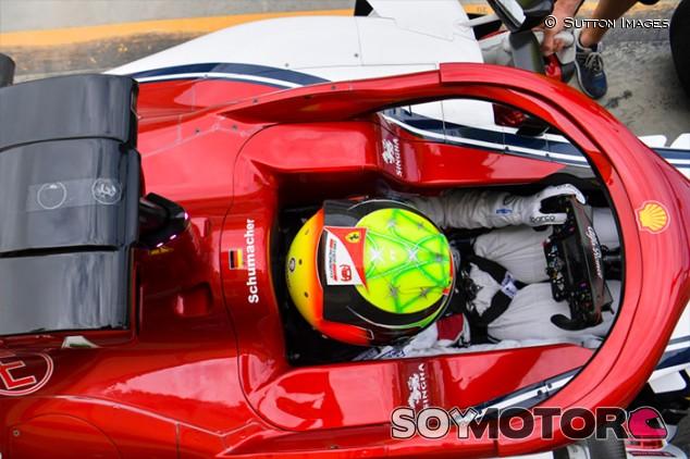 Alfa Romeo estudió a Mick Schumacher como opción para 2020 - SoyMotor.com
