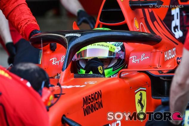 Mick Schumacher en el Día 1 de los test de Baréin - SoyMotor