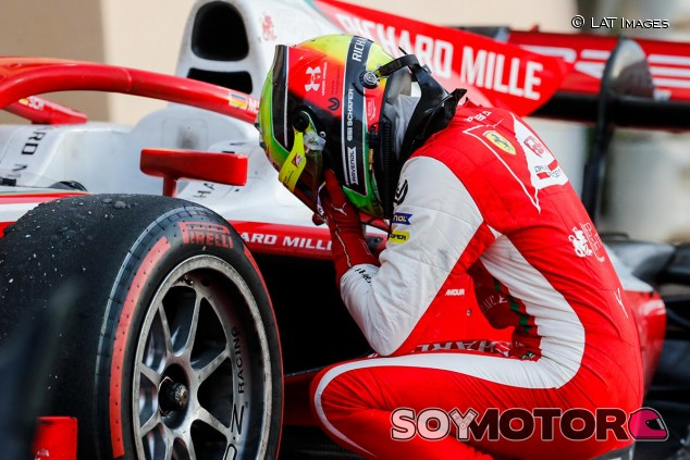 Mick Schumacher, campeón de Fórmula 2 - SoyMotor.com