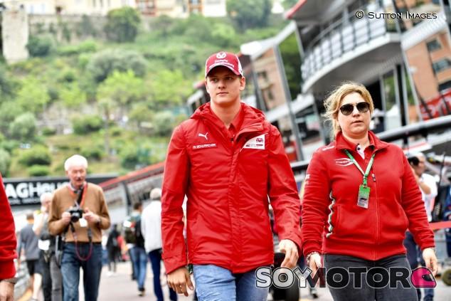 Mick Schumacher en el Gran Premio de Mónaco 2019 - SoyMotor