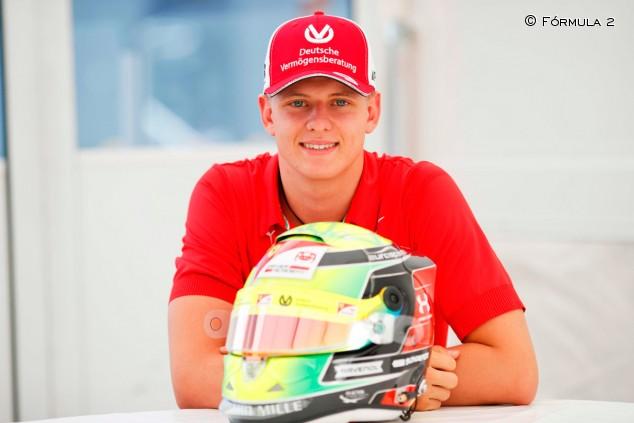 """Mick Schumacher: """"Debutar en F1 en 2020 no parece realista"""" - SoyMotor.com"""