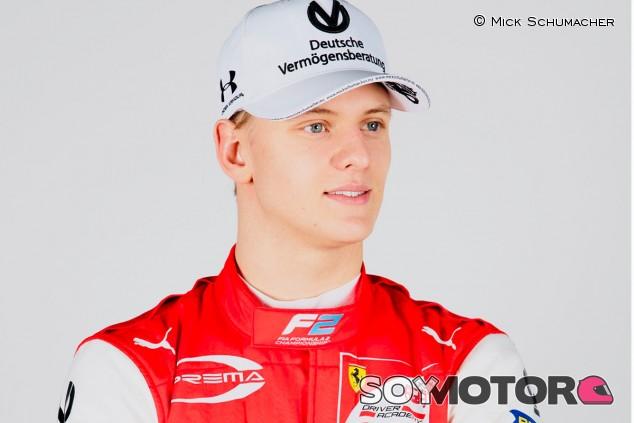 Prensa alemana sitúa a Mick Schumacher en los Libres 1 de Mugello - SoyMotor.com