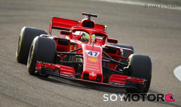 """Schumacher: """"Mi ídolo deportivo es mi padre, es mi referencia"""" - SoyMotor.com"""