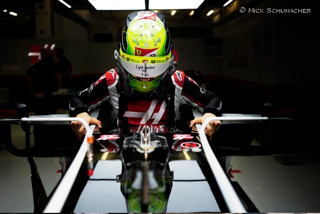 """Mick Schumacher: """"Un podio sería un sueño, pero se nos permite soñar"""" - SoyMotor.com"""