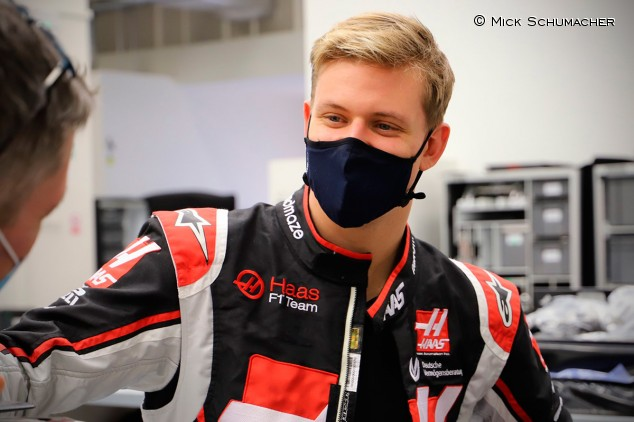 "Mick Schumacher: ""No siento presión extra por mi apellido"" - SoyMotor.com"