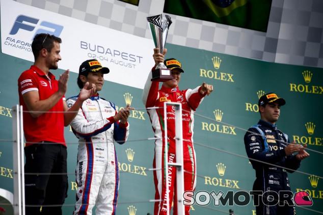 """La victoria de Mick Schumacher es un """"punto de inflexión"""", cree Prema - SoyMotor.com"""