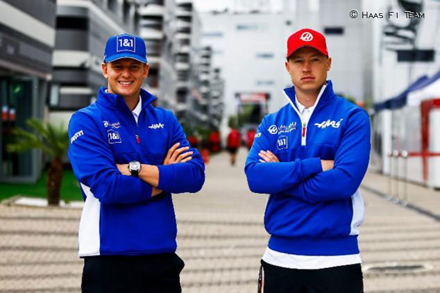 OFICIAL: Haas renueva a Schumacher y Mazepin para 2022 - SoyMotor.com