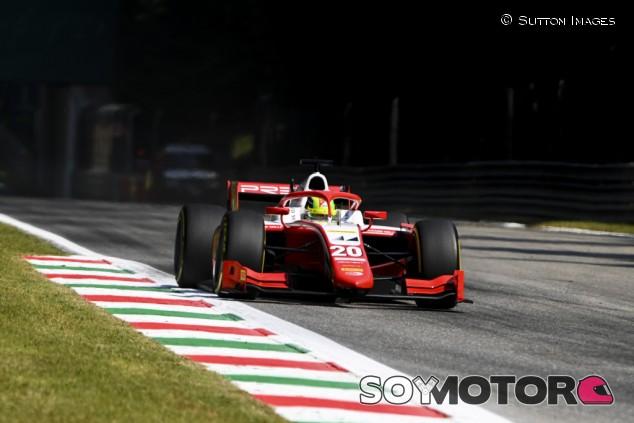 Victoria de Mick Schumacher en Monza para soñar con el título de F2 - SoyMotor.com