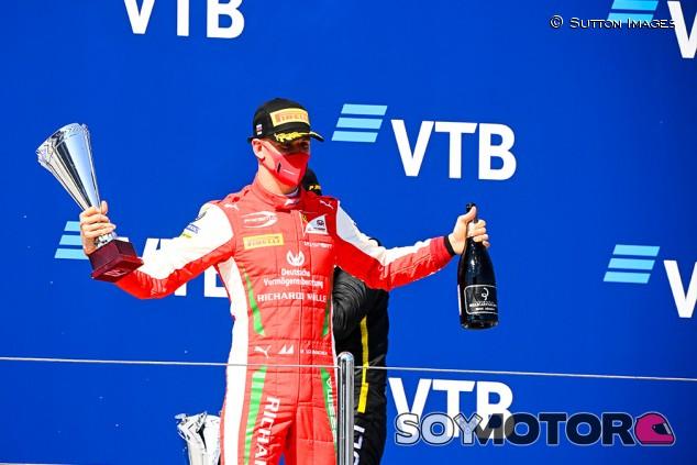 Mick Schumacher mantiene su victoria en Rusia: sus rivales no apelarán - SoyMotor.com