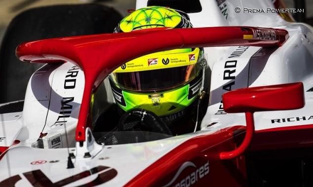 """Ralf Schumacher y el debut de Mick en F2: """"Debe pensar en aprender, no en el Campeonato"""" - SoyMotor.com"""