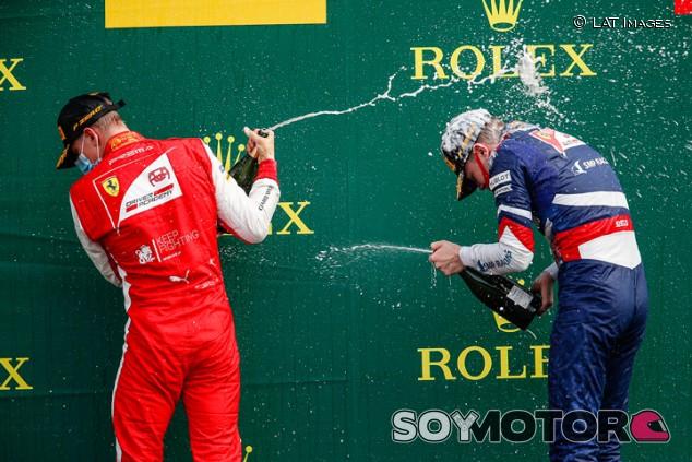 Ferrari Driver Academy, ¿luz verde para el salto a la Fórmula 1? - SoyMotor.com