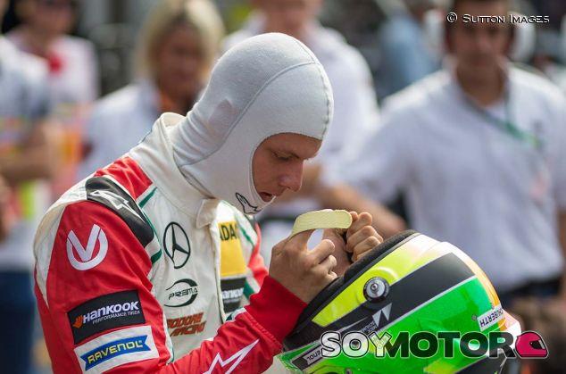 Mick Schumacher en Spa - SoyMotor.com
