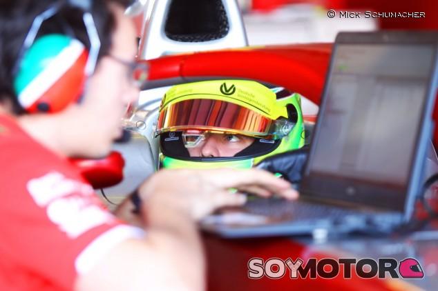 """Nicolas Todt, sobre Mick Schumacher: """"Su apellido no le hace rápido"""""""