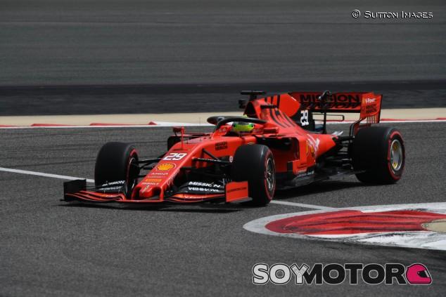 Mick Schumacher, clave para que Hockenheim renueve con la F1 - SoyMotor.com